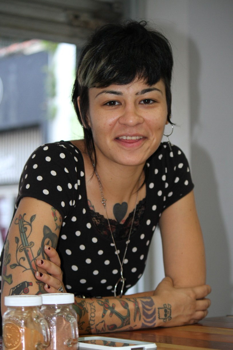 Fink llegó desde el 2002 a Río Piedras. / Foto por: Camila Frías Estrada