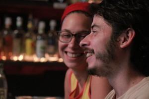 Isis y Juan se iniciaron en el negocio de la comida con El Guapo. / Foto por: Camila Frías Estrada