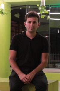 Ricardo es natural de Aguadilla, pero reside, desde hace 9 años, en el área metro. / Foto por: Camila Frías Estrada
