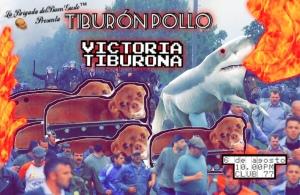 Tiburón Pollo se presentará hoy en Club 77. / Foto: Suministrada