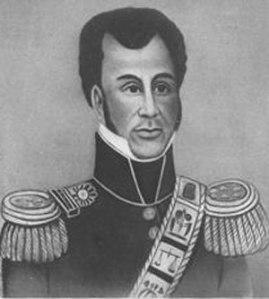Jean Pierre Boyer fungió como presidente de Haití desde el 1818 al 1843.