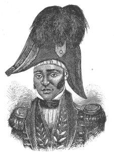 Jean-Jacques Dessalines, otro de los líderes de la Revolución.